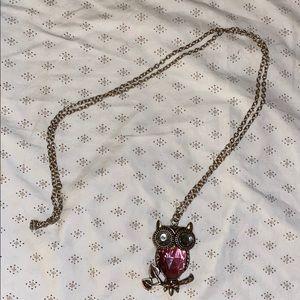 H&M owl 🦉 necklace